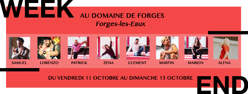 Perfect Fitness & Yoga Week-End - Domaine de Forges à Forges-les-Eaux